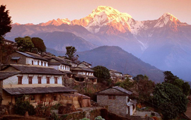 Nepal Himalayan Valley Tour