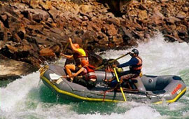 boat rafting sports tour inde